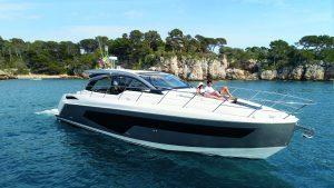 Azimut Yacht Charter Croatia