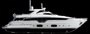 Ferretti 960 Luxus Yacht Charter in Kroatien